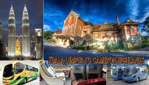 Bus-Kuala-lumpur-Cameron